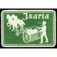 Isaria (Heuwender - grün)