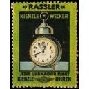 """Kienzle Wecker """"Rassler"""""""