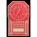Leskier Uhrmacher München (WK 01 - rot)