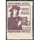 Kieser und Pfeufer Photograph. Artikel München (Mann - lila)