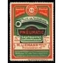 Liemann Berlin Pneumatic Luftmantel Luftschlach