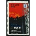 Liège 1960 12e Foire Internationale ... Nouveautés Techniques