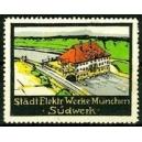 """München """"Südwerk"""", Städt. Elektr. Werke (WK 01)"""