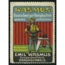 Wasmus Braunschweiger Honigkuchen Marke Eulenspiegel