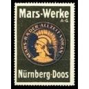 Mars Werke Nürnberg (oliv)