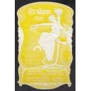Arnhem 1911 Tentoonstelling Banketbakkerij Kokerij (gelb)