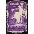 Arnhem 1911 Tentoonstelling Banketbakkerij Kokerij (lila)