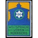 Ido Weltsprache Verein Nürnberg (Turm)