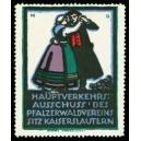 Kaiserslautern, ... Pfälzerwaldverein (WK 02 - Paar)