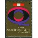 Kauft Österreichische Qualität (WK 01)