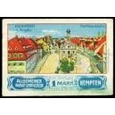 Kempten Allgemeiner Rabatt-Spar-Verein Rathausplatz