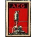 AEG Automat. Kreiselpumpe