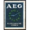 AEG Elektrische Uhren (WK 01)