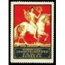 Bamberg 1914 Fränkisches Sängerbundfest (rot)