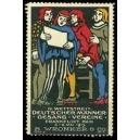 Frankfurt 1913 VI. Wettstreit Männer-Gesangsvereine (3/1)