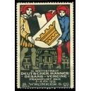 Frankfurt 1913 VI. Wettstreit Männer-Gesangsvereine (3/2)