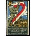 Frankfurt 1913 VI. Wettstreit Männer-Gesangsvereine (3/4)