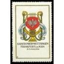 Frankfurt 1913 Kaiser - Preis - Wettsingen