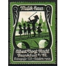 Vogt Musik Haus (Kinder - grün)