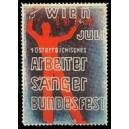 Wien 1934 1. Österreichisches Arbeiter Sänger Bundesfest