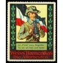 Weiss Harmonikas Die Allerbesten (Soldat)