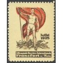 Francfort 1925 1. Olympiade Ouvrière Internationale