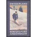 Andermatt Wintersport