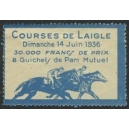 Paris 1936 Course de Laigle ...