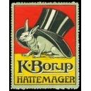 Borup Hattemager