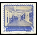 Guttmann Nürnberg Kinderkonfektion u. Babyausstattungen (blau)
