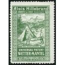 Hillebrand Universal - Patent - Wetter - Mäntel (grün)