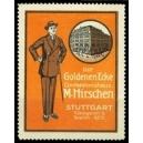 Hirschen Confektionshaus Stuttgart ... (orange)