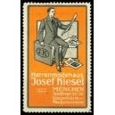 Kiesel Herrenmodehaus München ... Maaßschneiderei (orange)