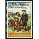 Kübler's gestrickte Kinderkleidung P. Frey, Heidenheim (WK 01)