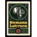 Riemann Laternen (gelb)