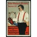 Nikolasch Nürnberg Neuheiten in Cravatten Hosenträgern etc.