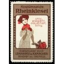 Rheinkiesel Kostümseide ... Lennartz & Axmacher Rheydt (WK 01)