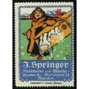 Springer Modewaren und Wäsche ... München