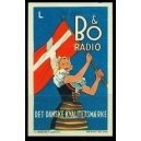 B & O Radio Det Danske Kwalitetsmaerke
