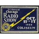 Chicago 1926 5th Annual Radio Show