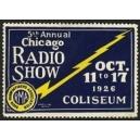 Chicago 1926 5th Annual Radio Show