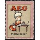 AEG Milchkocher