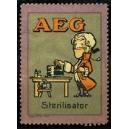 AEG Sterilisator