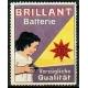 Brillant Batterie Vorzügliche Qualität (WK 01)