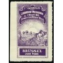 Brussel 1913 5. Tentoonstelling Landbouw Machienen(WK 01)
