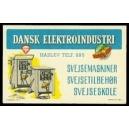 Dansk Elektroindustri Haslev ... (WK 01)