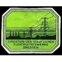 Dresden Direktion der Staatlichen Elektrizitätswerke