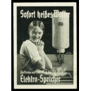 Elektro - Speicher, Sofort heißes Wasser für Küche und Bad ...