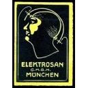Elektrosan G.M.B.H. München (gelb)