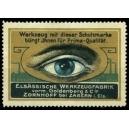 Elsässische Werkzeugfabrik ... Zornhoff (Auge - WK 01)